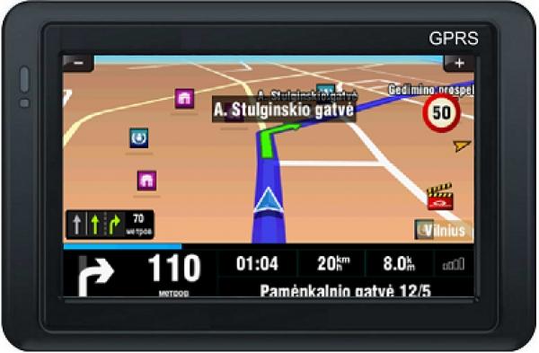 Первые ГЛОНАСС GPS навигаторы должны уже скоро появиться